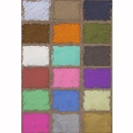 Great American Pastels - Pearlescent Assortment - 18 Handmade Soft Pastels
