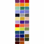 Great American Pastels - Assorted Color Set - 39 Handmade Soft Pastels