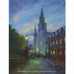 Great American Pastels - Cityscapes set by Alan Flattmann - 78 Handmade Soft Pastels