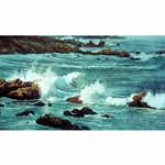 Great American Pastels - Margot Schulzke Seascape Collection  - 78 Handmade Soft Pastels