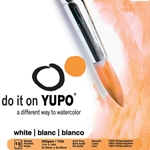 Yupo Watercolor Paper 74lb Hot Press Pad