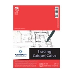 Canson Tracing Pads - #80 50 Sheet Pads