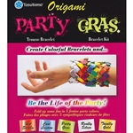 Origami Party Gras Bracelet Kit