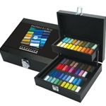 Sennelier Wood Box Set of 60 Half Stick Pastels