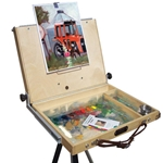 Guerrilla Painter - Large French Resistance Pochade Box