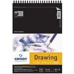 Canson Pure White Drawing Pad