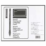 "Sumi-E Painting & Calligraphy Paper - 9""x12"" 48 Sheet Pad"