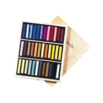 Sennelier Pastel Full Stick Set - Wood Box - Set of 36