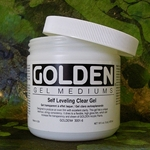 Golden Artist Colors - Self Leveling Clear Gel
