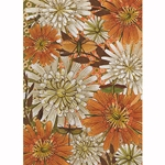 "Salsify Flowers & Wasp - 19""x26"" Sheet"