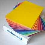 "Color-aid 220 Coordinated Colors - 6""x9"" Swatches"