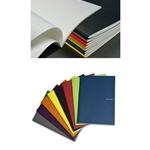 EcoQua Staplebound Lined Notebook