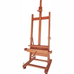 Mabef Small Master Studio Easel with Crank M-05