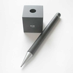 e+m Stand-Up Pencil Matt Black