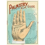 "Cavallini Decorative Paper - Palmistry 20""x28"" Sheet"