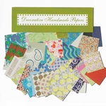 Shizen Decorative Handmade Paper- One Pound Scrap Pack