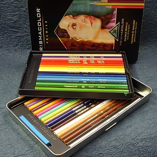Prismacolor 36pc Colored Pencils