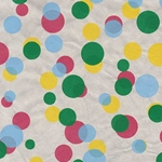 Polka Dot Paper from Nepal