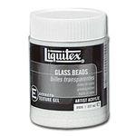 Liquitex Glass Beads - 237ml (8 oz)