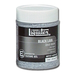 Liquitex Black Lava - 237ml (8 oz)