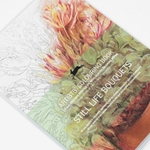 Pepin Artists' Colouring Books - Still Life Bouquets