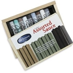 Jack Richeson Assorted Sauce - 10 Crayons