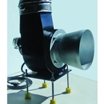 Vent-A-Fume Fume Extractor for Encaustic Painting Studios
