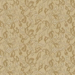 "Chinese Brocade Paper- Copper Vines 26x36"" Sheet"
