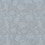"Chinese Brocade Paper- Silver Gray Vines 26x36"" Sheet"
