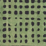 Amate Bark Paper from Mexico- Woven Verde Seco 15.5x23 Inch Sheet