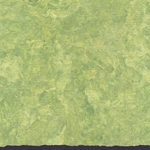 Amate Bark Paper from Mexico- Solid Verde Limon 15.5x23 Inch Sheet
