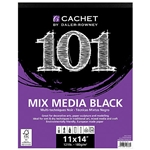 Daler-Rowney Cachet 101 Mixed Media Top Tape Bound Pad