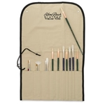Silver Brush Travel Tote for Brushes