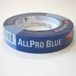"ALLPRO Blue Professional Masking Tape - .94""x60 Yards"