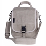 Hemp Deluxe Tablet Bag (Natural)