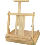 "Art Advantage 16""x14""x5"" Sketch Box Easel"