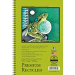 Bee Paper Premium Recycled Sketch (114 gsm) 50 Sheet Spiral Bound Pad