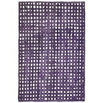 Amate Bark Paper from Mexico- Weave Morado 15.5x23 Inch Sheet