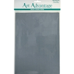 "Art Advantage 7-9/16""x10-3/8"" Brush Stroke Paper 2 Sheet Pack"
