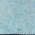 Amate Bark Paper from Mexico - Solid Azul Claro Light BLue 15.5x23 Inch Sheet
