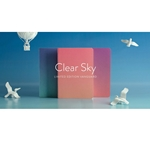 "Baron Fig Limited Edition Clear Sky - Flagship 5.4"" x 7.7"""