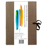 Shizen Design Watercolor Pad with Pocket