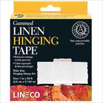 Lineco/University Products Gummed Linen Hinging Tape