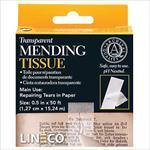 Lineco/University Products Transparent Mending Tissue