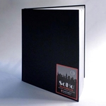 Cachet Soho Black Hardbound Sketchbook