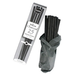 Coate's Willow Charcoal - Box of 25 Medium Sticks