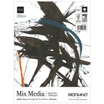 "Fabriano Studio Mixed Media Fat Pad, 9"" x 12"" - 150 Shts./Pad"