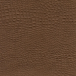 Printed Cotton Paper from India- Embossed Brown Reptile 22x30 Inch Sheet