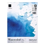 Fabriano Fat Pad Watercolor 9″x12″, 140lbs 60 sheets