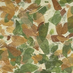 "Raintree Leaf Paper- Camouflage 25x37"" Sheets"